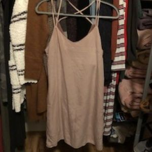 Thread and Supply shift dress (small)